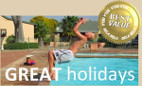 Pendleberry Grove Holidays, Self catering units [Bela Bela]